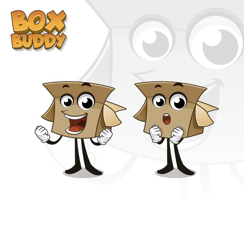 Mascot Design for Box Buddy