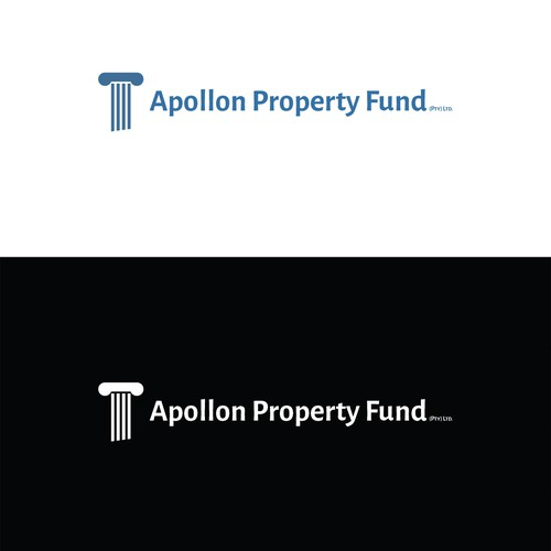 Logo design proposal for a property funds company