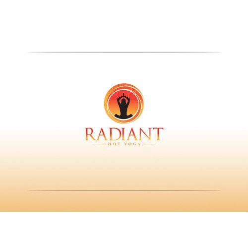 logo for Radiant Hot Yoga