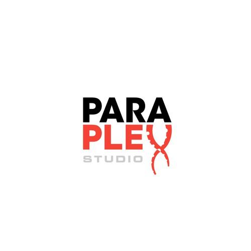 Paraplex Studio Logo Concept