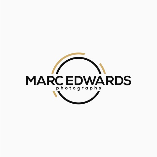 Logo concept made for Marc Edwards Photographs