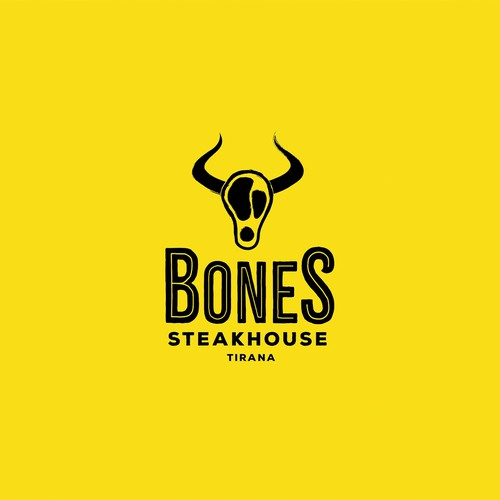 Bones Steakhouse Logo