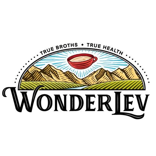 Logo for WonderLev