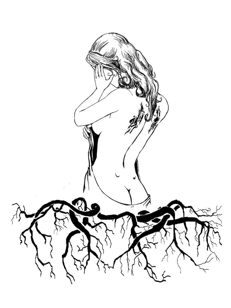 illustration for J. Edward Vance
