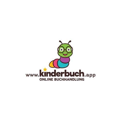 Logo for Online Shop for Children's Books