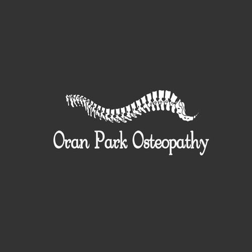 Logo concept for Osteopathy clinic