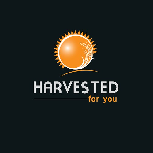 Harvested for you logo
