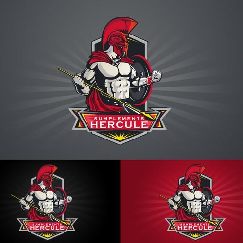 Supplements Hercule needs a new logo