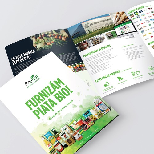 Business Brochure PRONAT