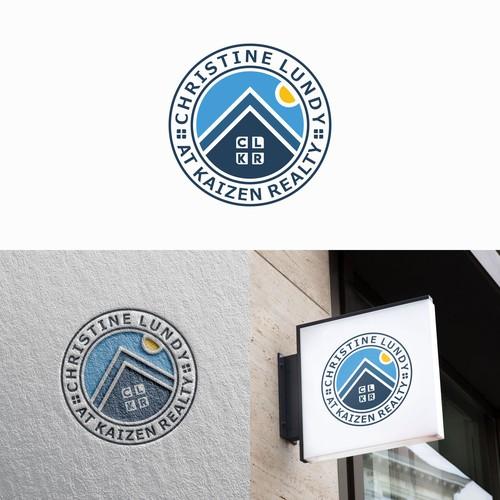 KAIZEN REALTY logo concept