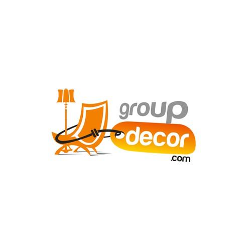 Help groupdecor.com with a new logo