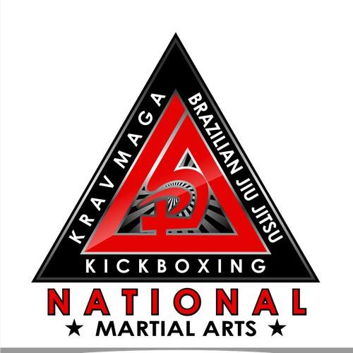 New logo wanted for National Martial Arts