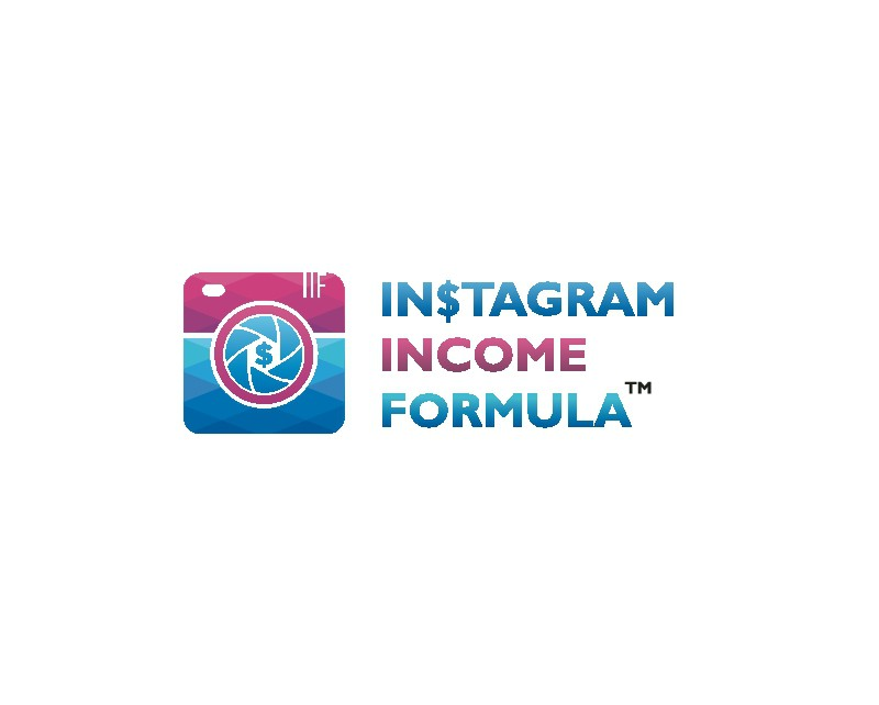 Design a LOGO for a STARTUP that teaches HOW TO MAKE $$ using INSTAGRAM