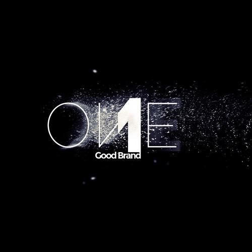 Brand logo concept for One Good Brand