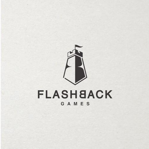 logo for flashback games