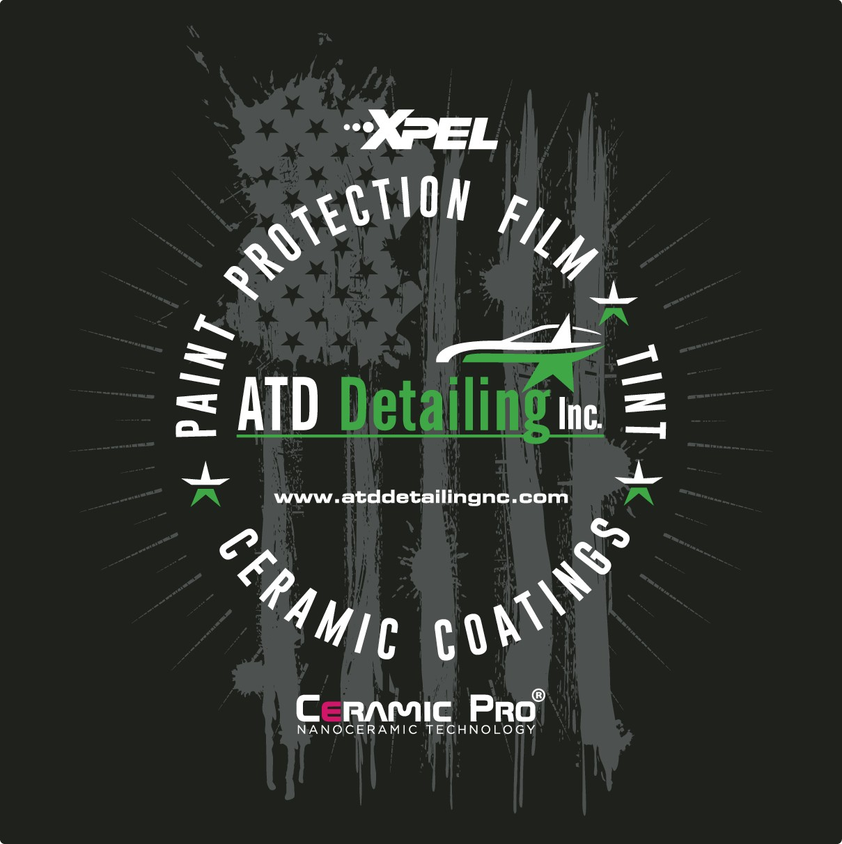 ATD Detailing Inc swag