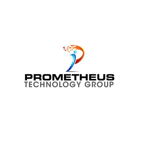 bold logo for tech company