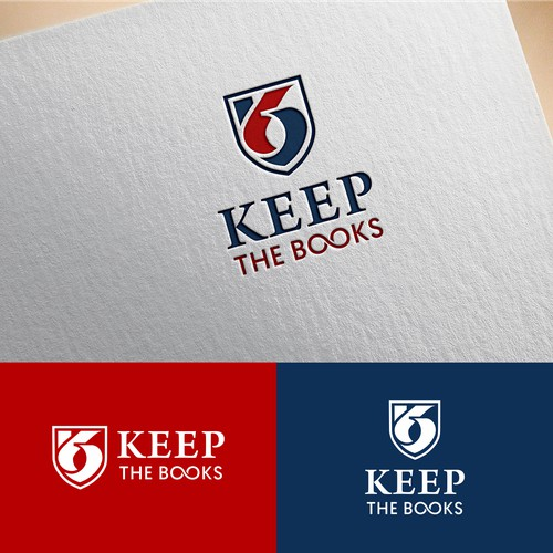 Logo for online bookkeeping company