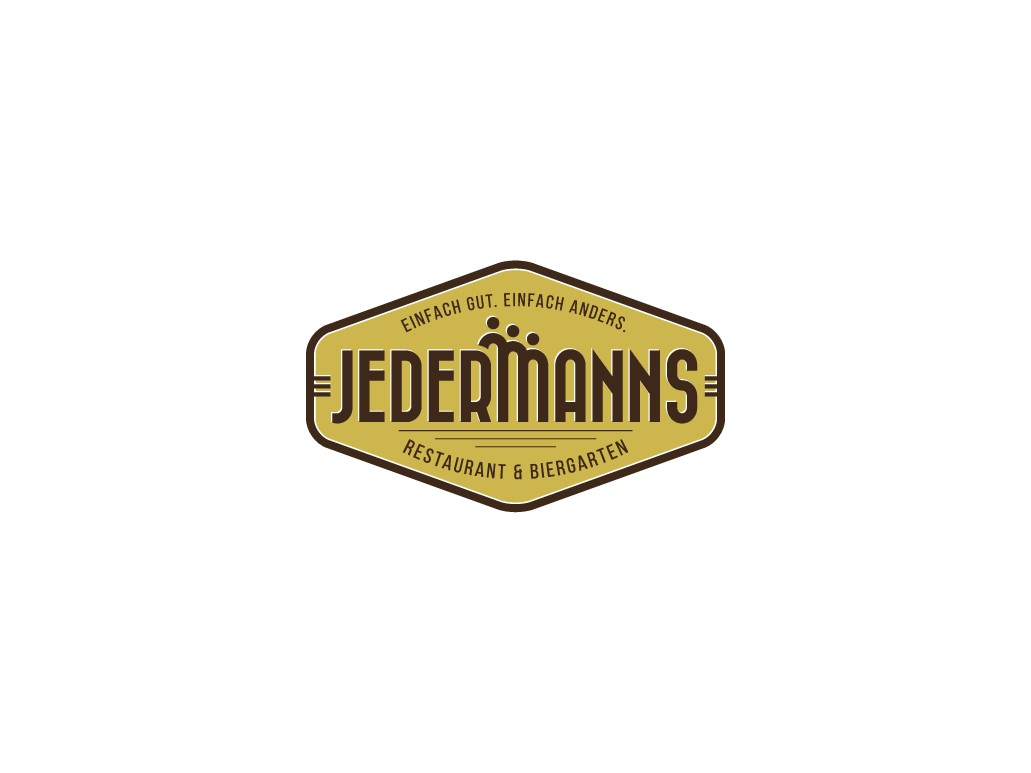 Logo for Restaurant and beer garden needed