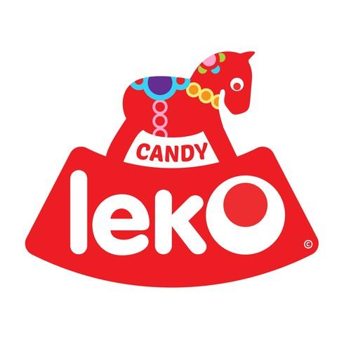 Create a logo for a confectionary brand