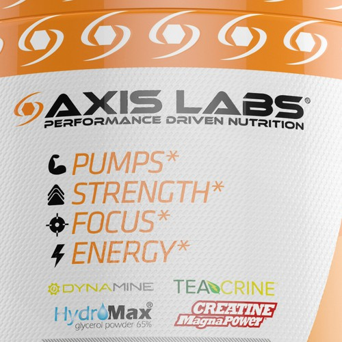Axis Labs Pre-workout