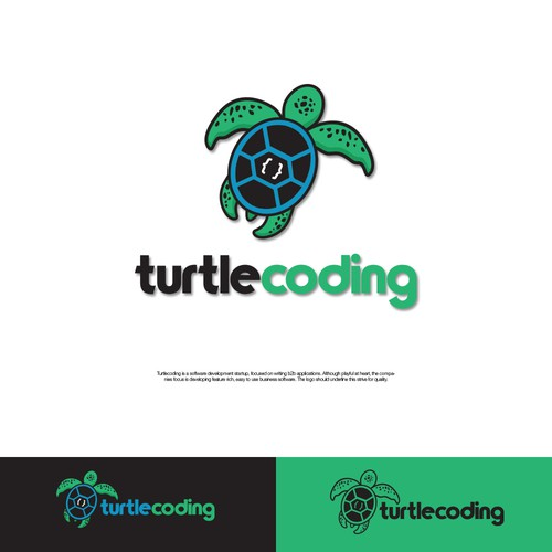 Logo Concept for turtlecoding