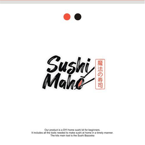 sushi maho logo