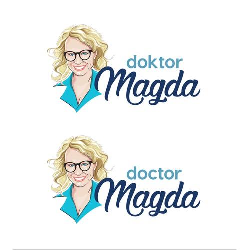 Logo for a personal medicine blog