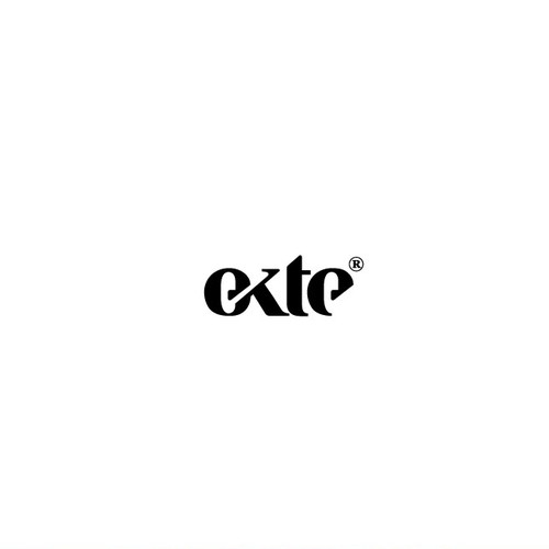 Custom font wordmark logo