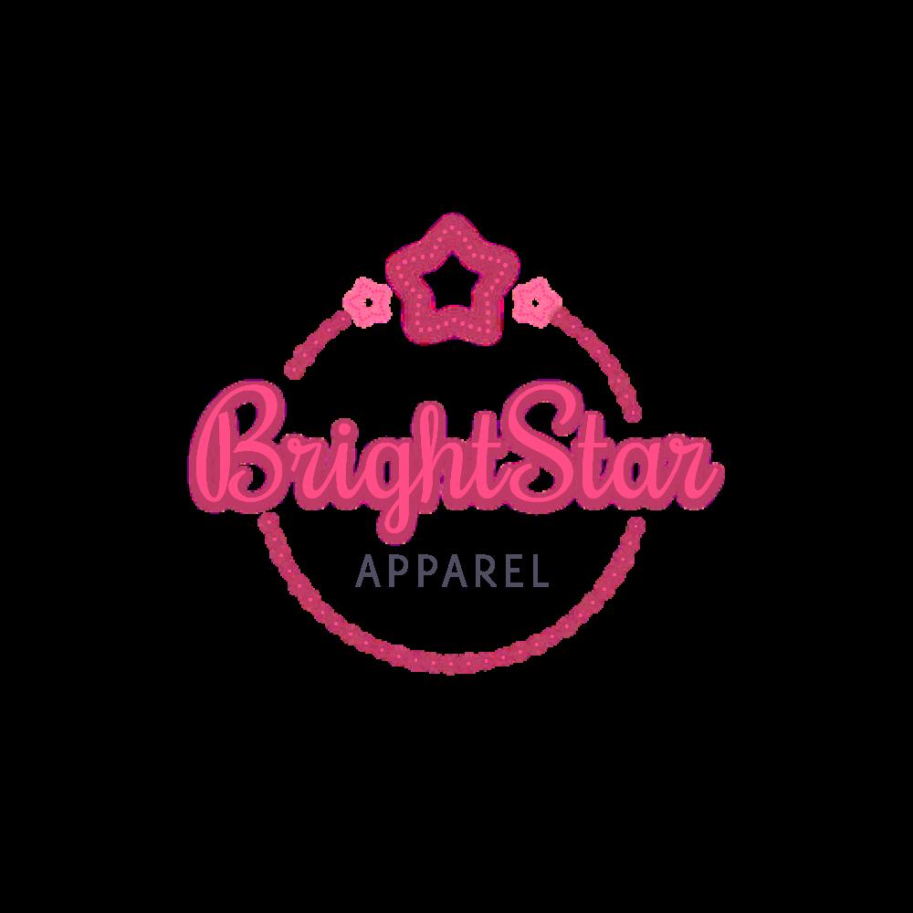 Design a luxurious logo for BrightStar Apparel