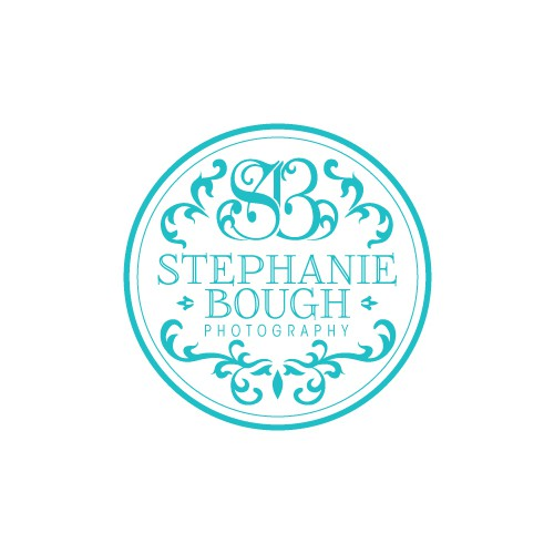 Vintage Logo for Portrait Photography Business