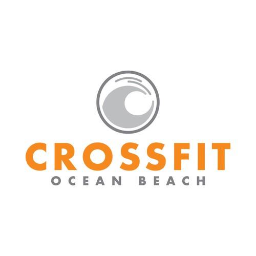 Crossfit Ocean Beach Logo
