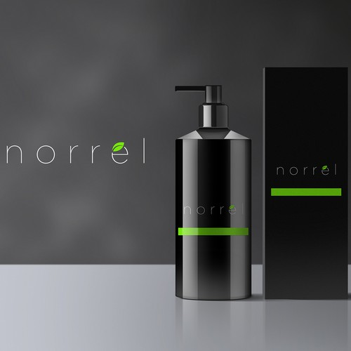 Simple logo for NORREL
