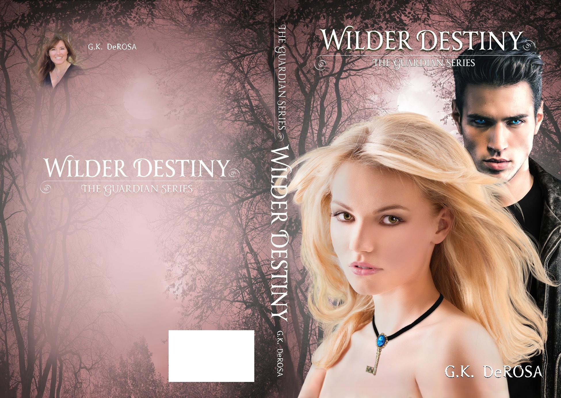 Cover for Wilder Destiny