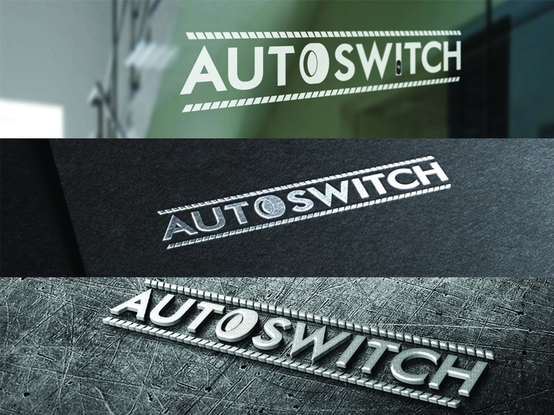 Create an outstanding creative design for AutoSwitch
