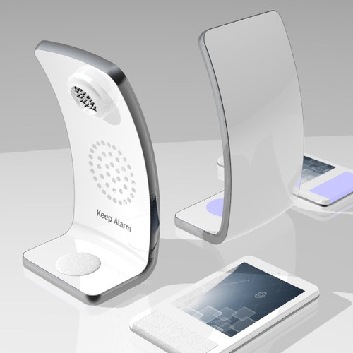 Baby monitor to help save baby's lives - Product design