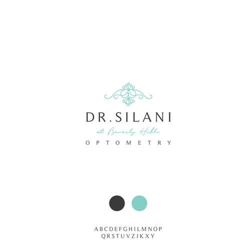 Beverly Hills Optometry Logo Design 2018 Ermetica7