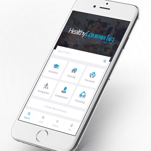 App Design for Health Communities