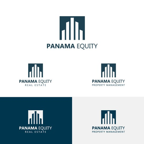 Panama Equity Real Estate needs a new powerful logo