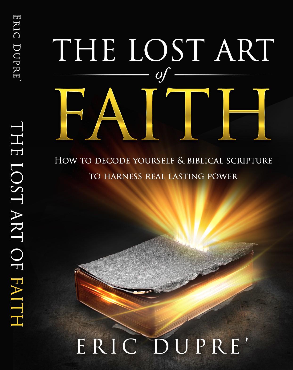 Art of Faith book ✝️