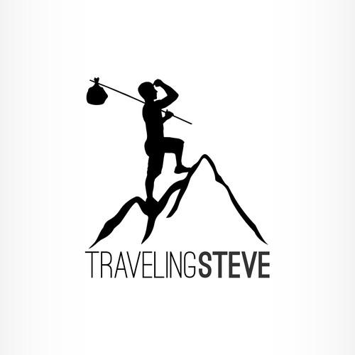 Traveling Steve Logo #1