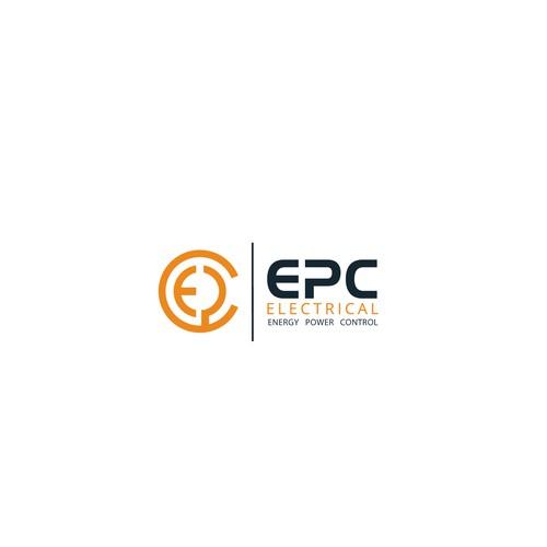 EPC Electrical logo design