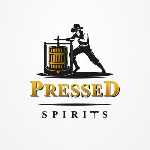 PRESSED SPIRITS.
