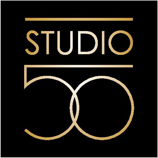 Studio50 Fitness Logo Design