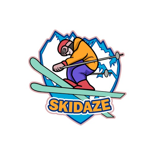 Mascot Logo Sky