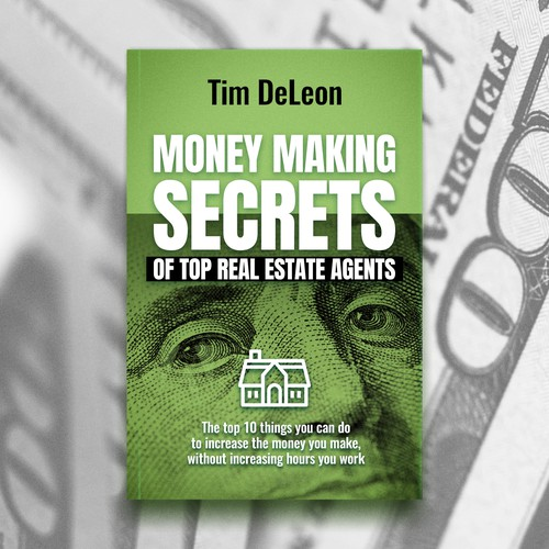 Book cover for real estate agents