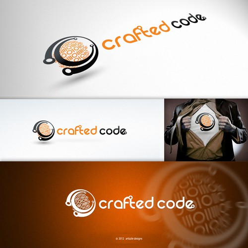 Help Crafted Code with a new logo