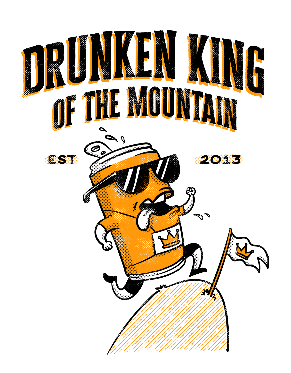 Drunket King of the Mountain