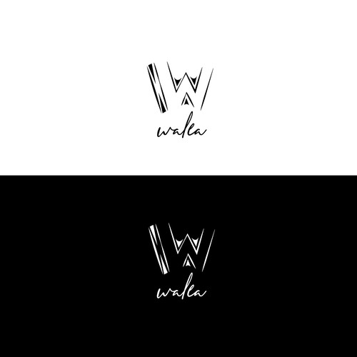 Simple and clean logotype for hawaiian jewellery brand