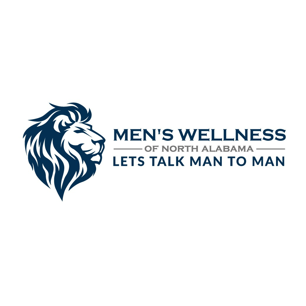 We need a clean logo for a mens health clinic